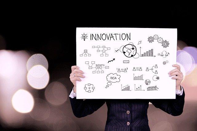 Cartel innovación