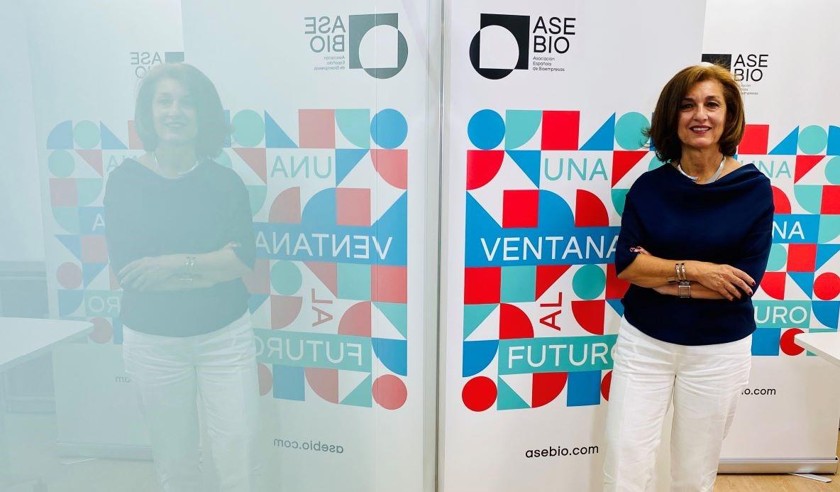 Ana Polanco, President of AseBio