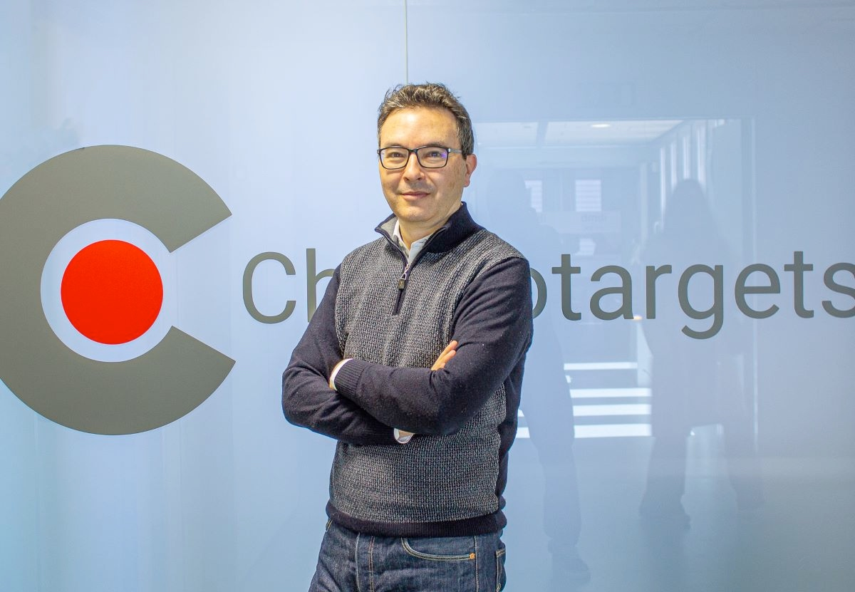 Dr. Scott Boyer joins Chemotargets as new CEO