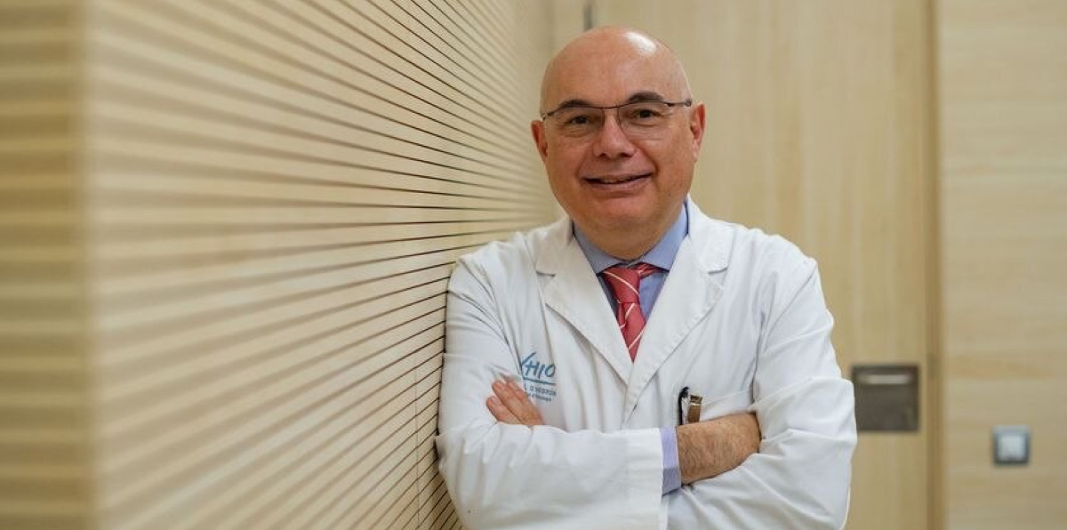 """Josep Tabernero: """"The covid-19 has been a revulsive to value research and I hope that this will not change when the situation improves"""""""